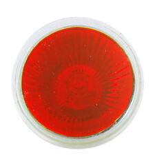 EXT/R MR16 50w Colored Red light bulb GU5.3 Bi-Pin