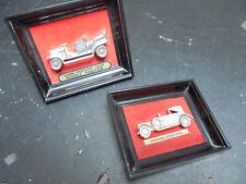 2 cadres miniature Voitures