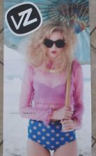 """New. Better than your average poster Von Zipper Sunglasses """"Sarah Begonia"""""""