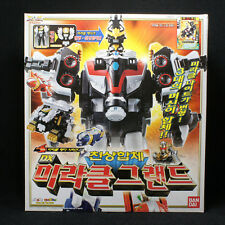 Bandai Power Rangers Tensou sentai Goseiger Mega-force dx Gosei Ground Megazord