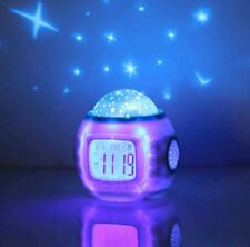 Children Babies Musical Cot Mobile Projector Show Bedroom Nightlight AND SOUND