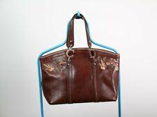 Christian Dior Romantic Flowers Tote Women's Bag Handbag Made in Italy Rare VGC