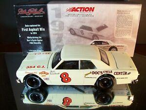 Dale Earnhardt #8 Doc's Cycle Center 1st Asphalt Win 1964 Chevrolet Chevelle