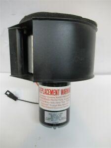 Red Dot RD-5-10095-0, 12VDC Blower Motor & Fan - Pull From New Unit
