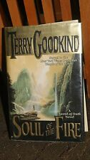 Terry Goodkind - SOUL OF THE FIRE - 1st - Hardcover