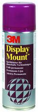 3M Display Mount Scatola Adesivo spray per permanente Fissaggio 400ml 293g
