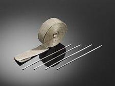 Exhaust Wrap, Titanium benda fascia bende termiche collettori harley