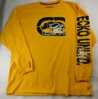 Marc Ecko Men'sThe Magic Dustman Long Sleeve T-Shirt 2XL XXL Unlimited Uncommon