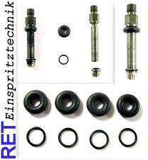 Reparaturkit o-ring iniettori Bosch feature Jetronic 8 pezzi per 4 valvole