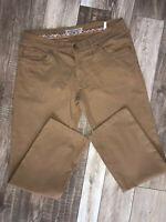 luxueux pantalon camel homme BURBERRY LONDON taille W34 (44 fr) EXCELLENT ÉTAT