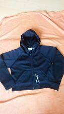 Pulli Jacke mit Kaputze GR 140 Schwarz Für jede Jahreszeit