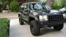 JEEP CHEROKEE ZJ 1992 - 1998 FENDER FLARES - WHEEL ARCH EXTENSIONS !!! NEW !!!