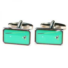 Pool Table Club League Player Game Cue Christmas Present GIFT Box CUFFLINKS