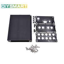 Aluminum Enclosure Cover case for LimeSDR Lime SDR Type-A Type-B AU