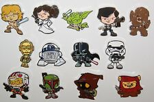 Disney Star Wars 2015 Mystery Bag Complete 13 Pin Set Original Bags Included