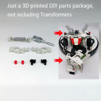 3D DIY upgrade KIT FOR War for TRANSFORMERS Cybertron EarthRise WheelJack NEW