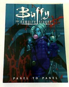 BUFFY VAMPIRE SLAYER: PANEL TO PANEL (BUFFY VAMPIRE SLAYER TPB