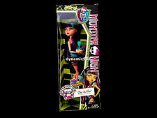 Monster High Venus Doll Cleo De Nile  Daughter of the Mummy Mattel New