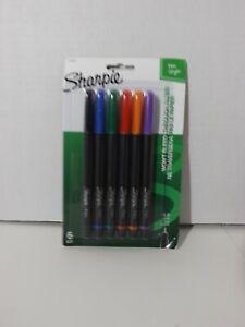 NEW Sharpie 6 count Pen Stylo Marker Set