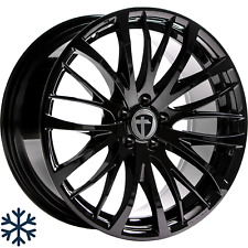 "4x Tomason TN7 8,5x19"" 5x108 ET40 72,6 black painted Ford Volvo Jaguar"