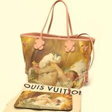 d387f7fb93d Louis Vuitton M43319 Master Collection Fragonard Neverfull mm Sac à Main  Menthe