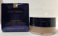 Estee Lauder Mineral Rich Double Wear Loose Powder #6 Intensity .39oz Damage Box