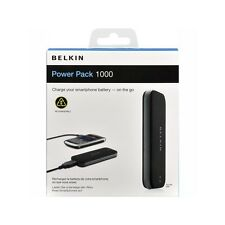 Belkin Power Pack 1000mAh PER Samsung Galaxy S6 EDGE + S6 bordo S5 S4 Nota 5 4 3 2