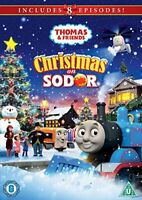 Thomas  Friends Christmas On Sodor [DVD]