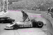 Ronnie Peterson March 761 Grand Prix de Monaco 1976 Photo 5