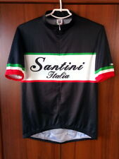 Santini Italy SMS Classic Cycling Shirt Jersey size XL