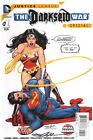 Neal Adams Variant Cover SIGNED DC Comic Art Print JLA #1 Superman Wonder Woman