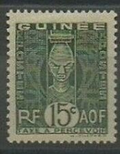 Guinée Taxe 28 - Neuf** sans charniere - Groupez vos achats