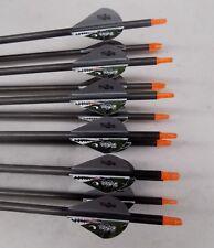 Easton ST Axis N Fused 400 Carbon Arrows w/Blazer Vanes 1 Dz