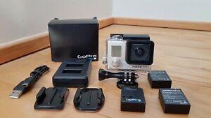 GoPro HERO3 Action Camera - Silver