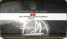 2018 Campagnolo Super RECORD 11 ULTRA-TORQUE Bottom Bracket Cups ENGLISH 68x1.37