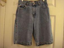 Boy's Old Navy Denim Flat Front Shorts Size 16 or Men's Size 29