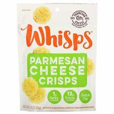 Whisps, Parmesan Cheese Crisps, 2.12 oz (60 g) KETO