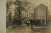 1910 Realphoto Postcard: 'Chapel - Valley Forge, Pennsylvania Penn PA' RPPC