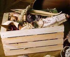 French Vanilia potpourri in crate with 1 oz oil