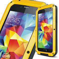 Ultra Protection Metal Case Cover Pouch for Samsung SM-G900I Galaxy S5/S 5/V