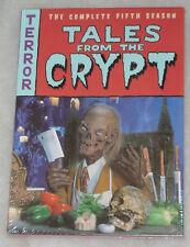 Tales From The Crypt Season 5 Five DVD Box Set - BRAND NEW & SEALED