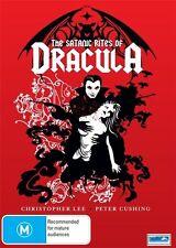 Satanic Rites of Dracula (Christopher Lee/ Joanna Lumley) HAMMER HORROR/ mint