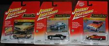 JOHNNY LIGHTNING CLASSIC GOLD BUY 2 GET 1 FREE 65 CAMINO 66 MUSTANG 67 CAMARO