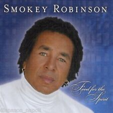 Smokey Robinson: FOOD FOR THE SPIRIT - CD