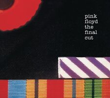 PINK FLOYD CD - THE FINAL CUT (2016) - NEW UNOPENED - ROCK
