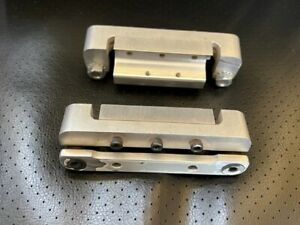 """Used RC Nitro Gas Boat Motor Mount Chassis 4 1/8"""" long"""