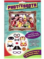 24Pc Photo Booth Selfie Props Card Props Posing  Kids Party Supplies Gift 329000