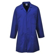 Portwest Standard Coat (C852) new size LARGE ROYAL BLUE