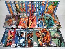 Ultimate Fantastic Four 1-60 (miss 31-35) Ann #1, more! SET! 60bks (b#17196)