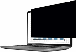 """Fellowes PrivaScreen Blackout Privacy Filter fits 15"""" Laptop Screen 12"""" W x 9"""" H"""